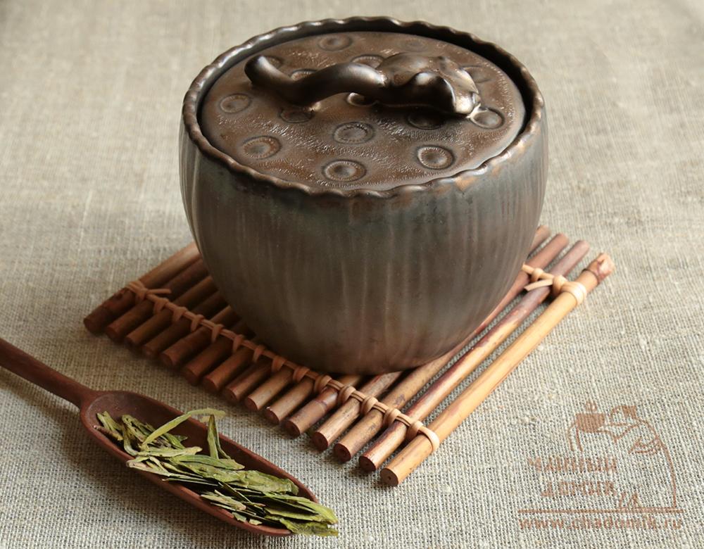 Баночка на чай