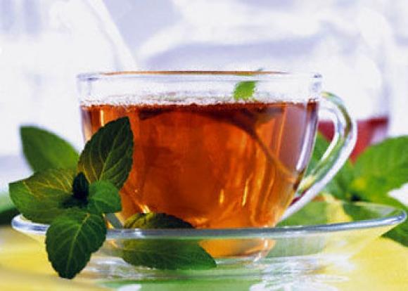 Чай с мятой и потенция